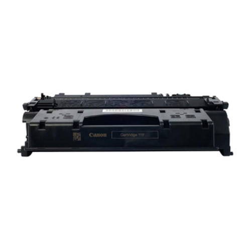 Canon (3480B001 CRG-119II High Yield Toner Cartridge Black