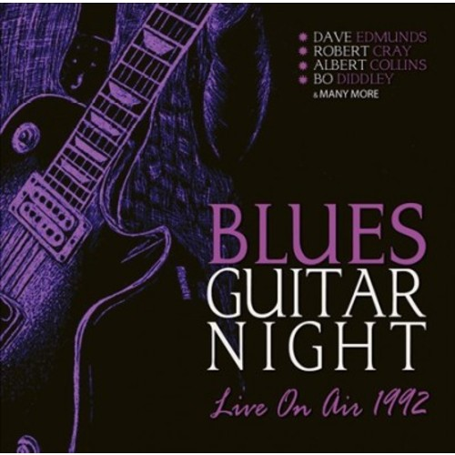Various - Blues Guitar Night:Live On Air 1992 (CD)