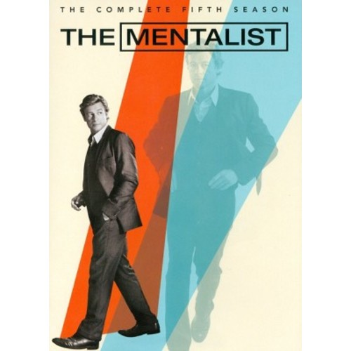 The Mentalist: The Complete Fifth Season (5 Discs) (Widescreen)