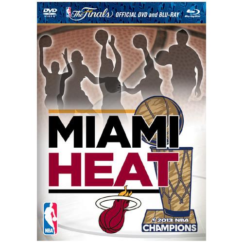 2013 NBA Championship Highlights DVD/Blu-ray Combo