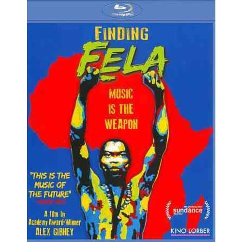 Finding Fela (Blu-ray Disc)