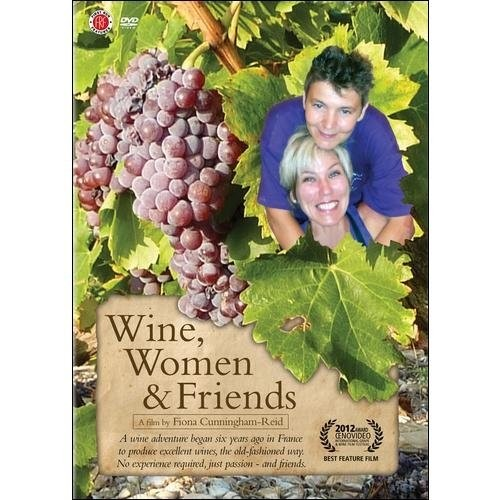 Wine, Women & Friends [DVD] [French] [2012]