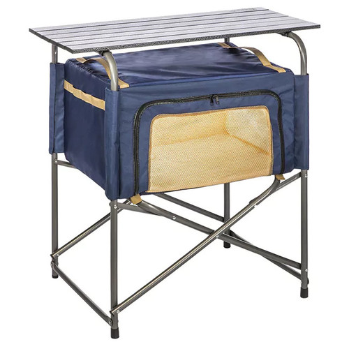 Kamp Rite Kamp-Rite Folding Prep Table with Insulated Bag