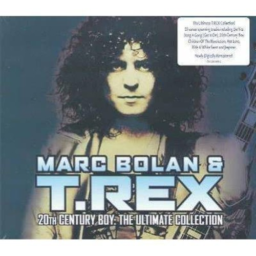 T. rex - 20th century boy:Ultimate collection (CD)