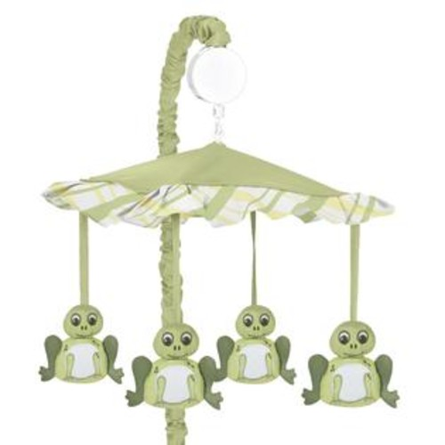 Sweet Jojo Designs Leap Frog Collection Musical Mobile