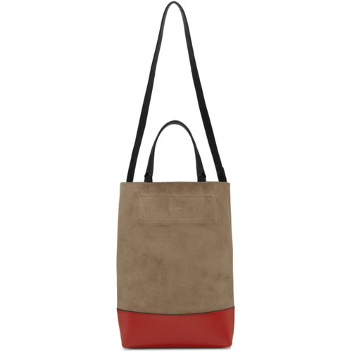 Grey Convertible Walker Tote
