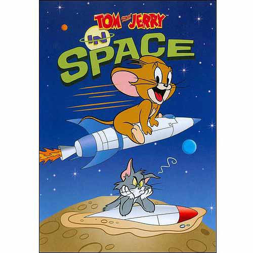 Tom & Jerry In Space (DVD)