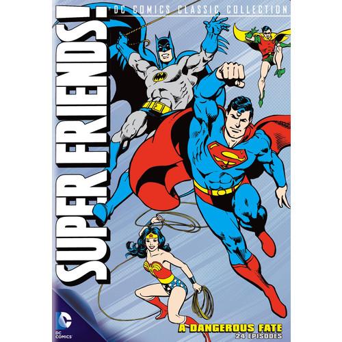 Super Friends!: A Dangerous Fate [DVD]