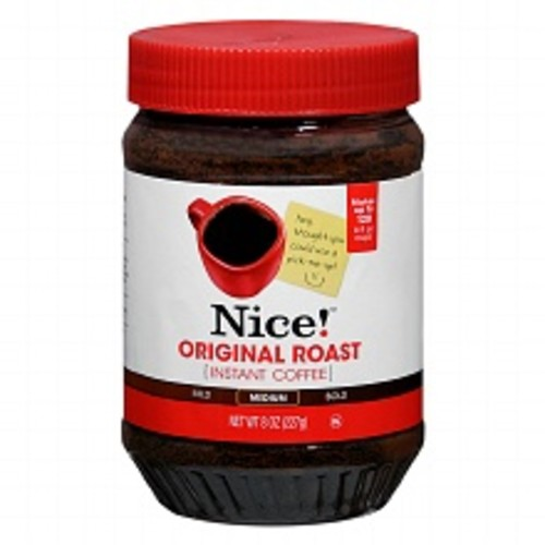 Nice! Original Roast Instant Coffee