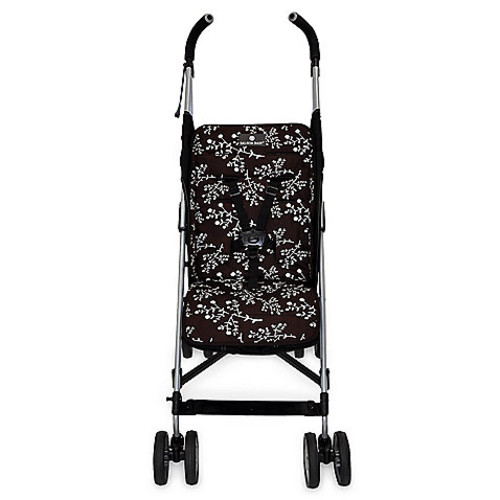 Balboa Baby Stroller Liner in Brown Berry