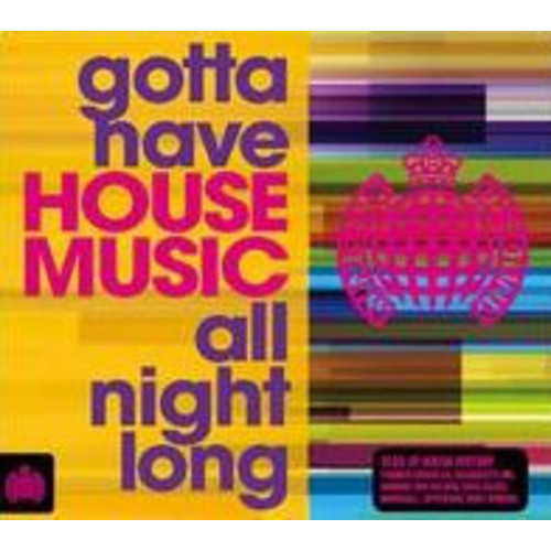 House Music All Night Long CD