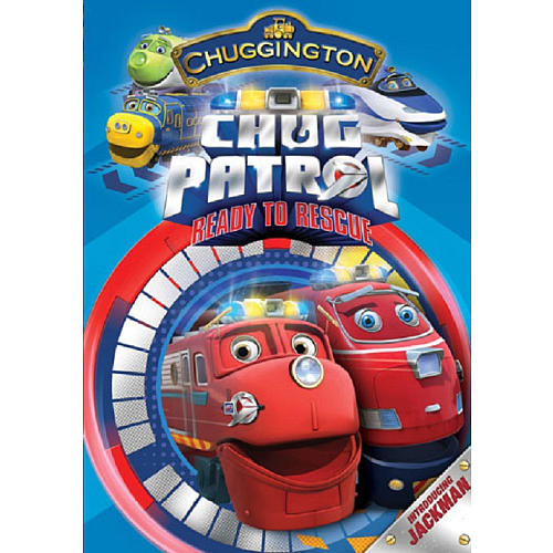 Chuggington Chug Patrol: Ready to Rescue DVD