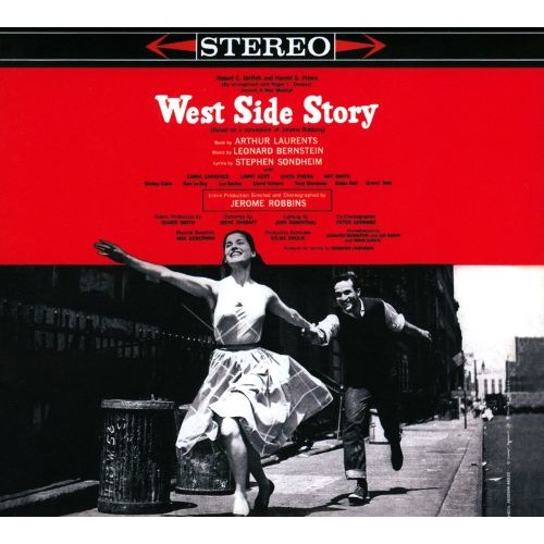 West Side Story [Original Broadway Cast Recording] [CD]