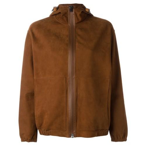 JOSEPH Zip Hood Jacket