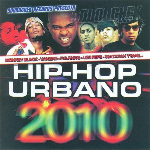 Hip Hop Urbano 2010 [CD]