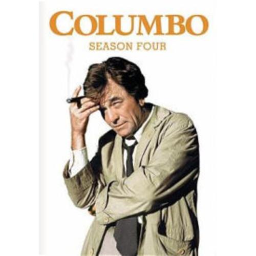 Columbo: Season Four [3 Discs]