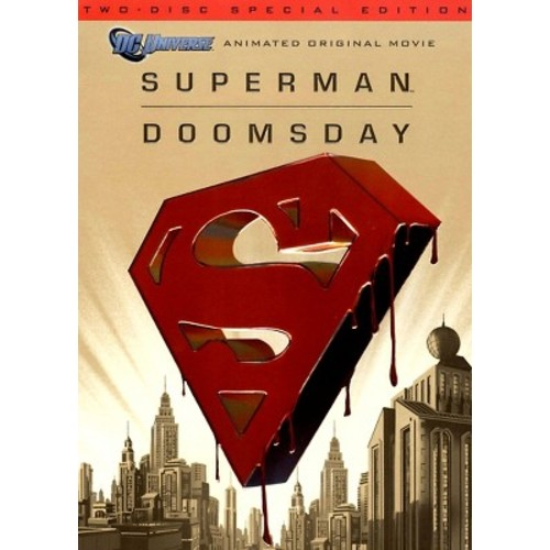 Superman: Doomsday (Special Edition) (2 Discs) (dvd_video)