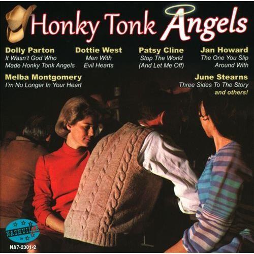 Honky Tonk Angels [CD]