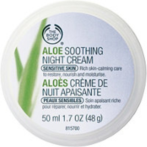 Online Only Aloe Soothing Night Cream