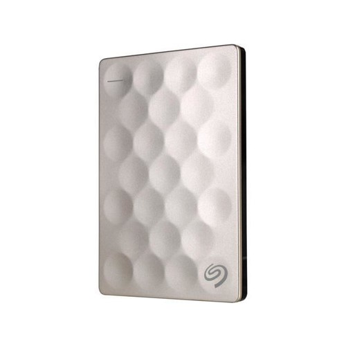 Seagate Backup Plus Ultra Slim 1TB USB 3.0 Portable External Hard Drive with Mobile Device Backup Model STEH1000101 G