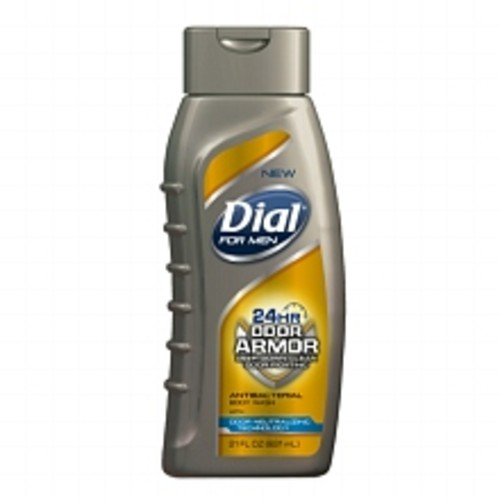 Dial for Men Antibacterial Body Wash 24 Hour Odor Armor