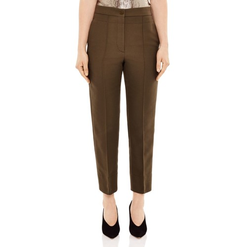 SANDRO Candice High-Rise Pants