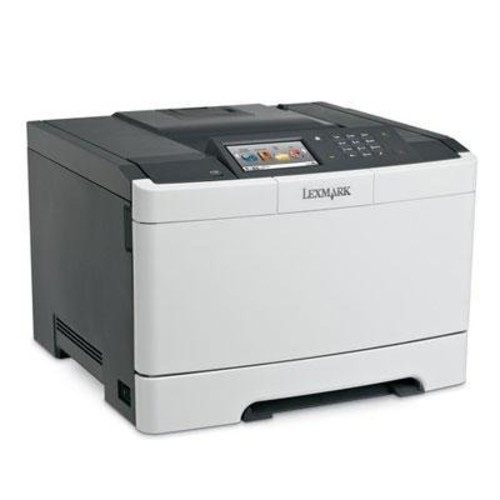 Lexmark CS510de Color Laser Printer, Network Ready, Duplex Printing and Professional Features [Printer]