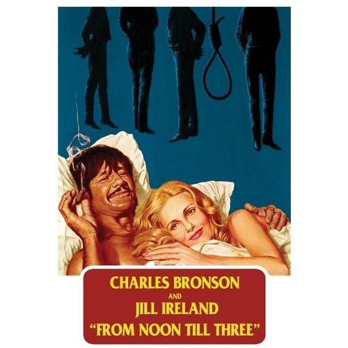 From Noon Till Three [DVD] [1976]