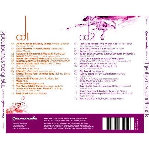 The Ibiza Soundtrack 2011 [CD]