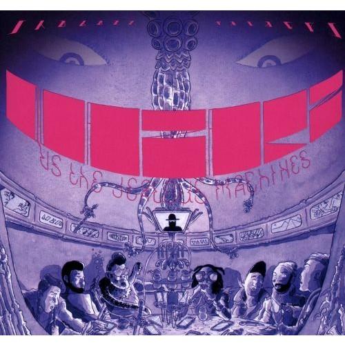 Quazarz vs. The Jealous Machines [CD]