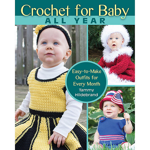 Stackpole Books Crochet For Baby All Year