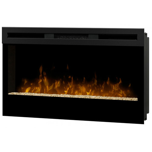 Wickson Wall Mounted Electric Fireplace