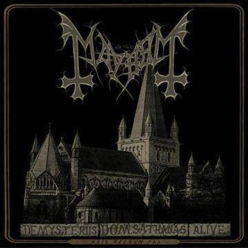 Mayhem - De Mysteriis Dom Sathanas Alive [Vinyl]