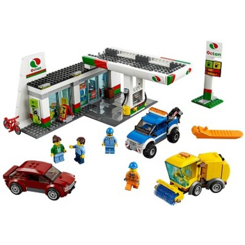 LEGO City Service Station (60132)