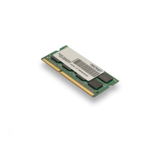 Patriot Signature 4 GB PC3-10600 (1333 MHz) DDR3 SODIMM Notebook Memory PSD34G13332S