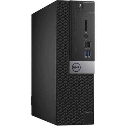 Dell OptiPlex 5050 Intel Core i5-7500 500GB HDD 4GB RAM Windows 10 Pro SFF Desktop Computer