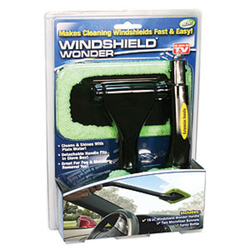 As Seen On TV - Windshield Wonder - Cleaning Windshield