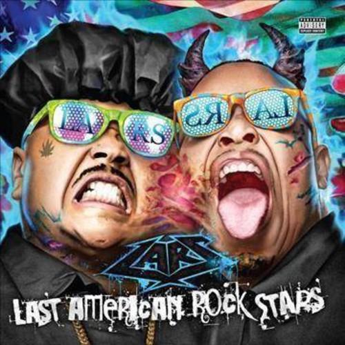 Lars - Last American Rock Stars (CD)