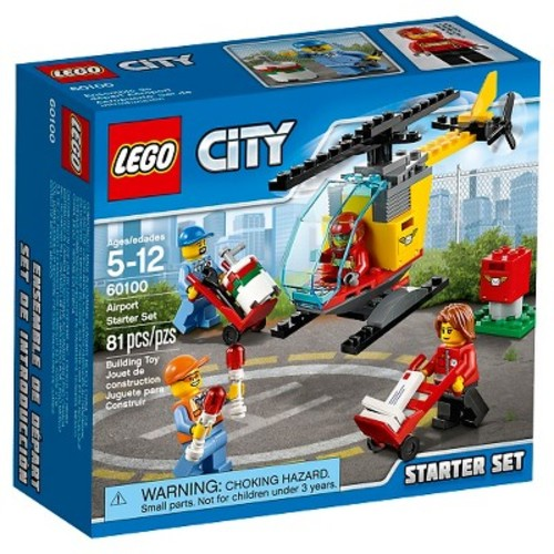 LEGO City Airport Starter Set (60100)