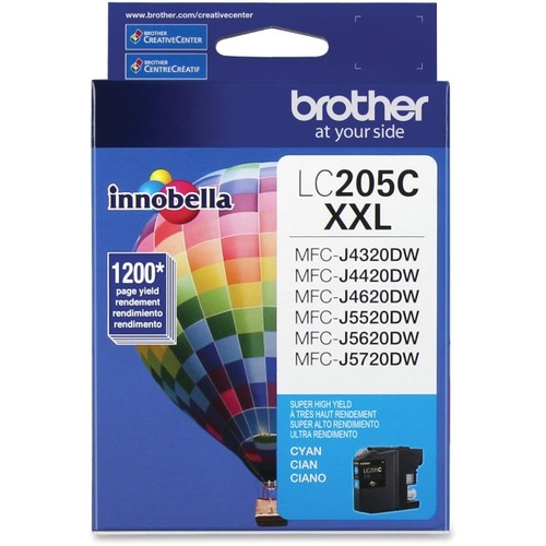 Brother Innobella Super High Yield (XXL Series) Cyan Ink Cartridge