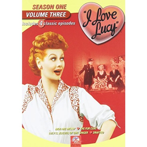 I Love Lucy: Season 1, Vol.3