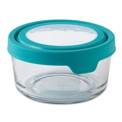 Anchor Hocking True Seal 4-Cup Round Food Storage
