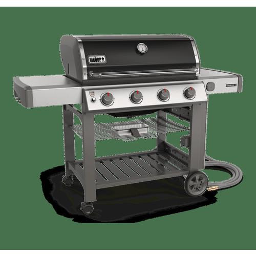 Weber Genesis II E-410 Natural Gas Grill Black 48 000 BTU(67010001)