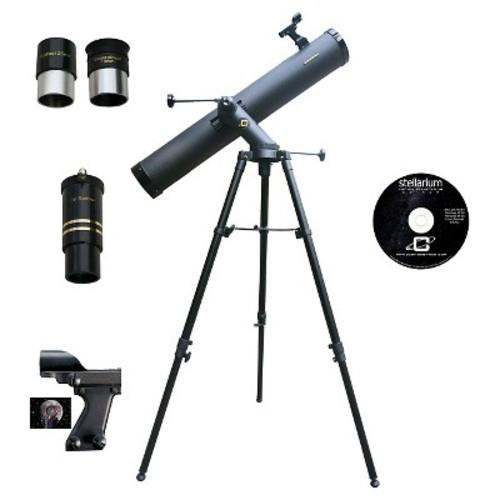 Cassini C-1000120TR Tracker Series Reflector Telescope - Black (1000mm x 120mm)
