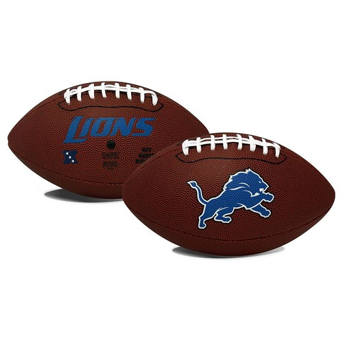 Rawlings Detroit Lions Game Time Full-Size Football