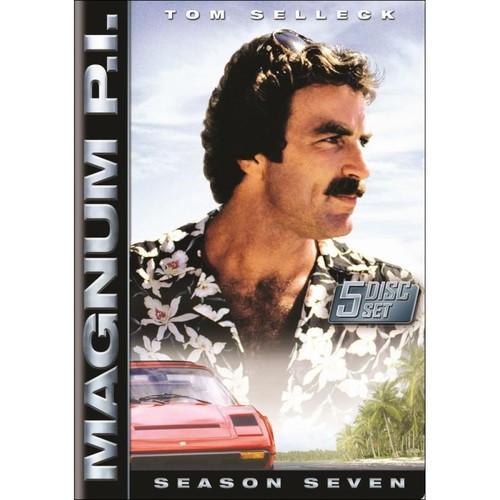 Magnum P.I.: Season Seven [5 Discs] [DVD]