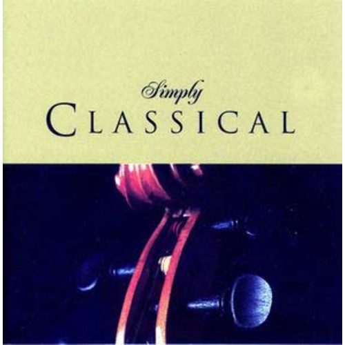 Simply Classical (Audio CD)