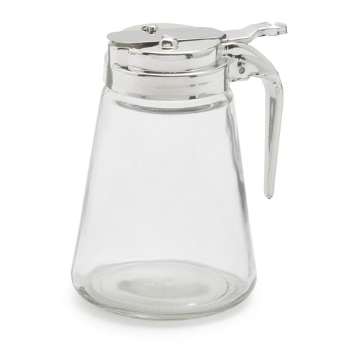 Glass Syrup Pitcher