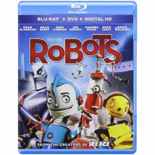 Robots [Blu-Ray] [DVD] [Digital HD]
