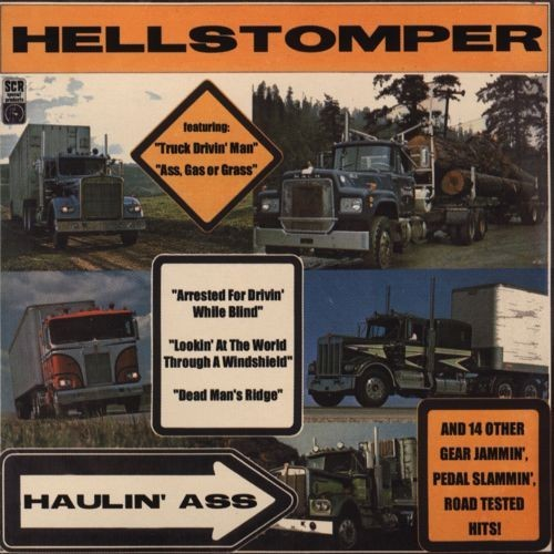Haulin' Ass CD (2005)